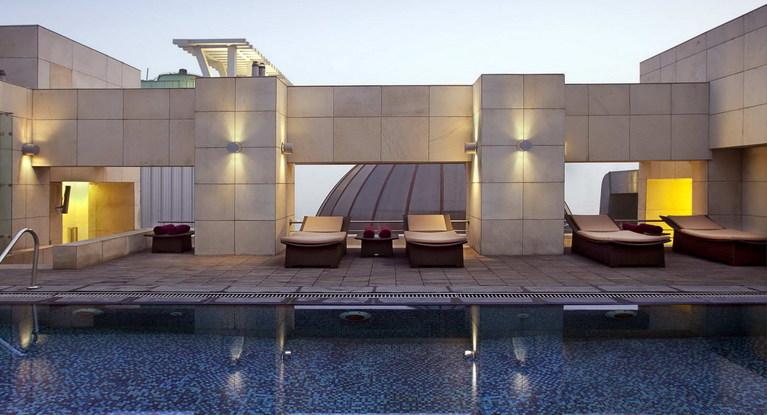IIDL Hospitality New Delhi Swimming Pool